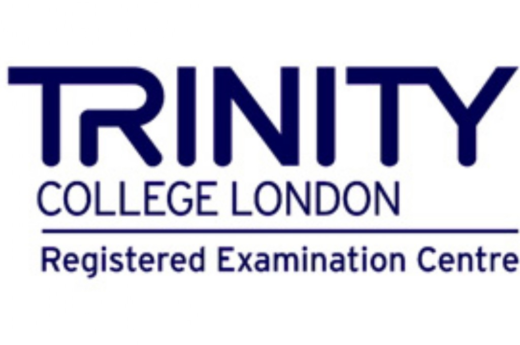 trinity college examination centre